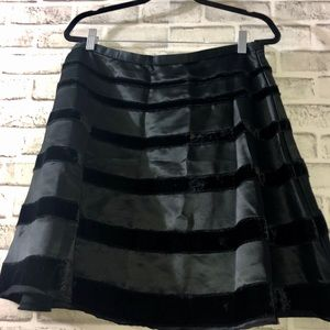 Behnaz Sarafpour Black Skirt, Sz. Large